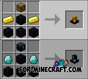Exp Chest Mod v2.3 for Minecraft PE 1.0/0.17.0