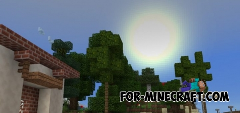 SSPE shader pack v9.0 for Minecraft PE 1.0.0/1.1
