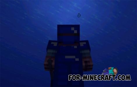 Power Gems PE mod v2.1 for Minecraft PE 1.0/0.17.0