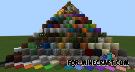 Paper Cut-Out texture pack [MCPE 1.0.0/1.2]