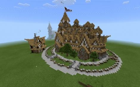 Instahome mod for Minecraft PE 1.0.0/1.0.2